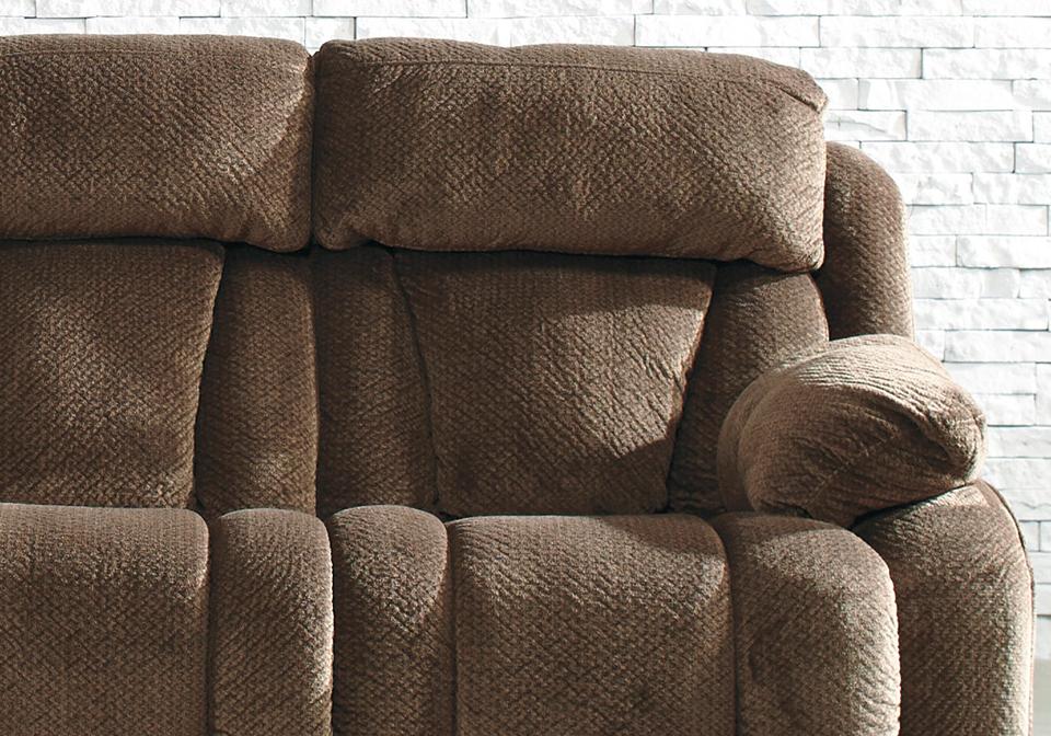 Superb Stricklin Chocolate Reclining Power Sofa Andrewgaddart Wooden Chair Designs For Living Room Andrewgaddartcom