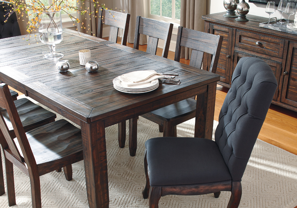 Trudell Dining Room Extension Table