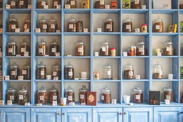 Kitchen and Pantry Organization Tips